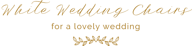 White Wedding Events Logo